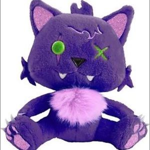 Monster High Pet Clawdeen Cat Plush